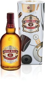 Whisky Chivas Regal, 12YO, alk.40 vol%, 0,7l