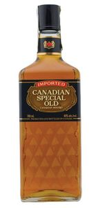 Whiskey Canadian, special old, alk.40 vol%, 0,7l