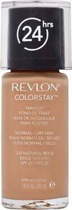Puder Revlon, ColorStay, tekoči, za mešano do mastno kožo, natural beige 220
