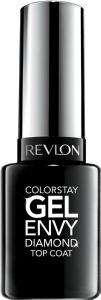 Lak Revlon, CS gel, Envy top coat