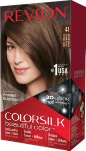 Barva za lase Revlon, colorsilk, 41