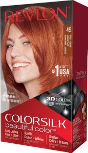 Barva za lase Revlon, colorsilk, 45