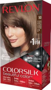 Barva za lase Revlon, colorsilk, 50