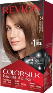 Barva za lase Revlon, colorsilk, 54