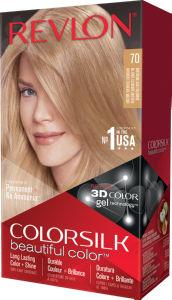 Barva za lase Revlon, colorsilk, 70