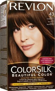 Barva za lase Revlon, colorsilk, 43