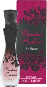 Toal.voda C.Aguilera, žen., By night, 30ml