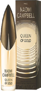 Toal.voda Naomi Campbell, Queen of gold, 30ml