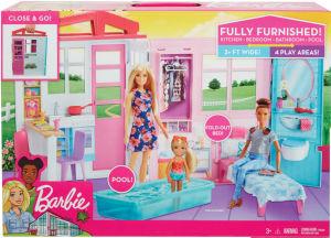 Igrača Nova Barbie hiša