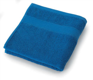Brisača Decoris, modra, 50x100cm