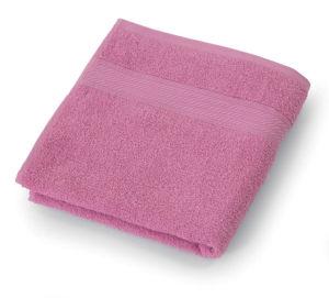 Brisača Decoris, roza, 50x100cm