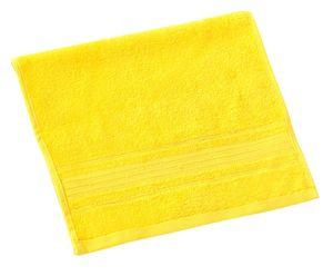 Brisača Decoris, rumena, 30x50cm