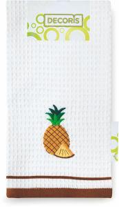 Krpa kuhinjska, Decoris, coffe, 50×70