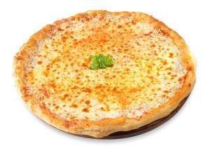 Družinska pizza Margherita