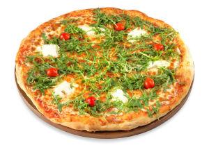 Družinska pizza Ricota