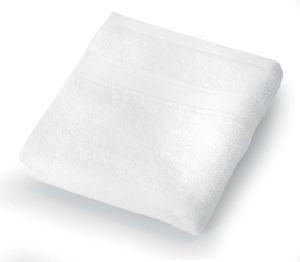 Brisača Decoris, bela, 50x100cm