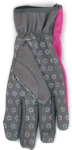 Rokavice vrtne, roza, vel. L, XL