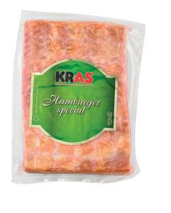 Hamburška slanina Special, 1/2, Kras