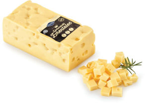 Sir Ementalec Pom.mlekarne cca.3 kg