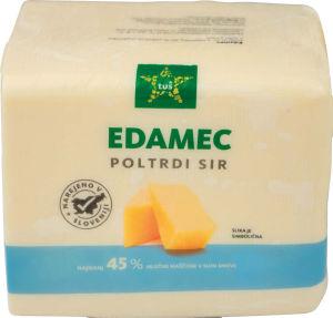 Sir Edamec Tuš, cca 1,3kg