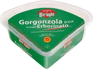 Sir Gorgonzola, hleb, 1/8 Biraghi