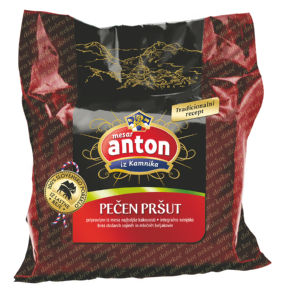 Pršut Anton, pečen, Meso Kamnik