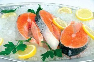 Atlantski losos, kotlet