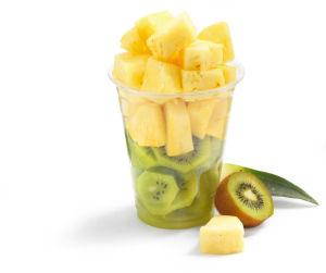 Ananas – kivi