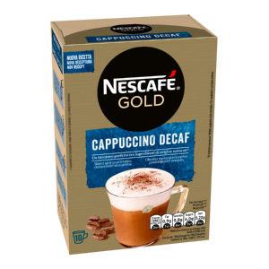 Nescafe Cappuccino, brez kofeina, 125g
