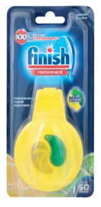 Osvežilec Finish, citro