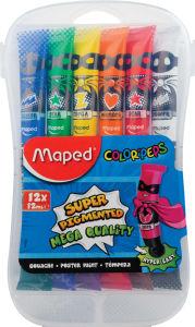 Tempere Maped, PVC, 12/1