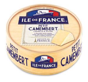 Sir Idf Camembert, 125g