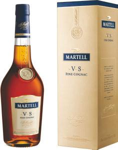 Konjak Martell, alk.40 vol%, 0,7l