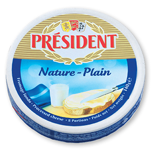 Sir President, 55% m.m., 140g