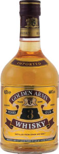 Whisky Golden Arms, alk.40 vol%, 0,7l