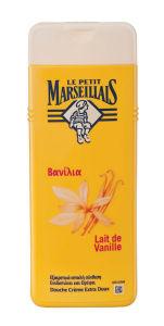 Gel za prhanje LPM, vlažilni, vanilijevo mleko,400ml
