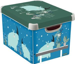 Škatla za shranjevanje Curver, L, Iml nosorog, 22 L