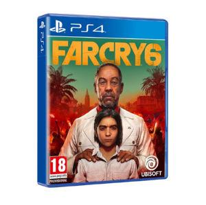 Igra PS4 Far Cry 6