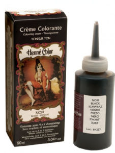 Kana Henne color, krem, črna, 90ml