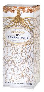 Konjak Piere Ferrand 10TH, alk.46 vol%, 0,5l