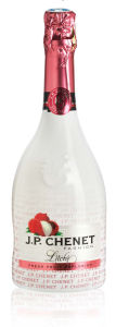 Vino peneče JP, liči, alk.10 vol%, 0,75l
