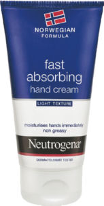 Krema za roke Neutrogena, hitrovpij., 75ml