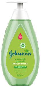 Šampon Johnson's, kamilica, 500ml