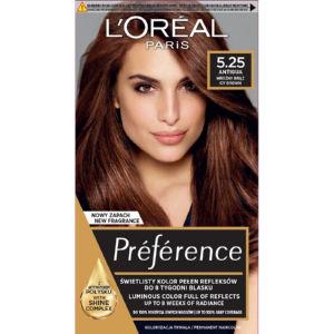 Barva za lase L'Oreal Preference Recital 5.2