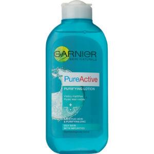 Tonik čistilni Garnier, Skin natur., peau pure, 200ml