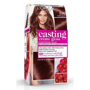 Barva za lase Casting, 550