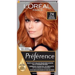 Barva za lase L'Oreal Preference Feria 74