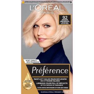 Barva za lase L'Oreal Preference Recital 9.23/92