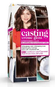 Barva za lase L'Oreal Casting Creme Gloss 515