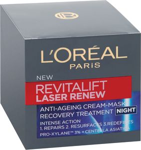 Krema L'Oreal, Revitalift Laser Renew, nočna, 50 ml